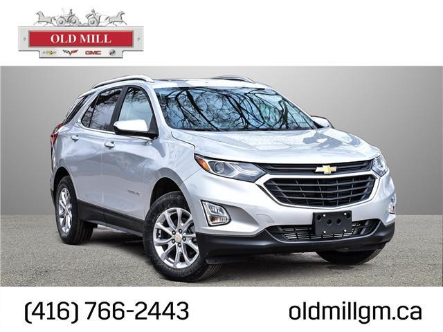 2021 Chevrolet Equinox LT (Stk: M6142832) in Toronto - Image 1 of 23