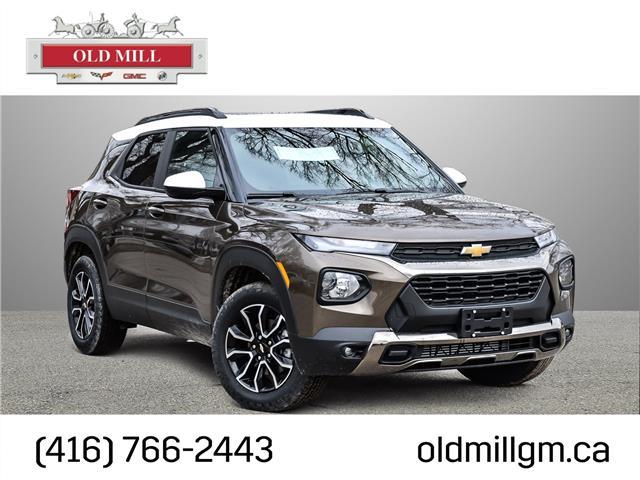 2021 Chevrolet TrailBlazer ACTIV (Stk: MB081763) in Toronto - Image 1 of 24