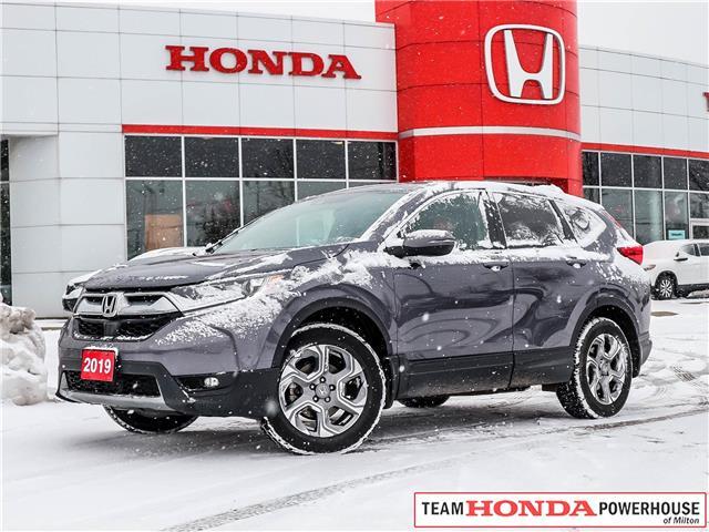 2019 Honda CR-V EX (Stk: 3776) in Milton - Image 1 of 29