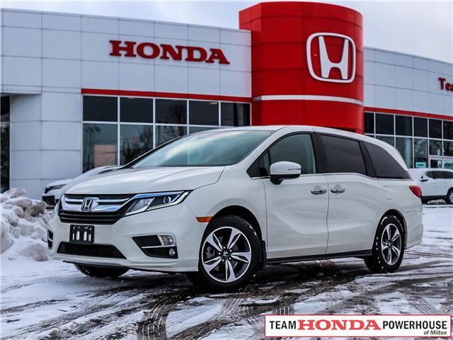 2019 Honda Odyssey EX-L (Stk: 3780) in Milton - Image 1 of 1