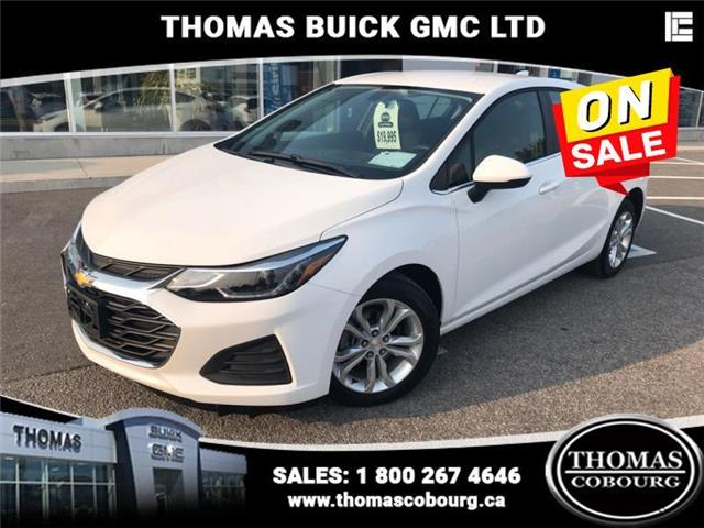 2019 Chevrolet Cruze LT (Stk: UC85946) in Cobourg - Image 1 of 21