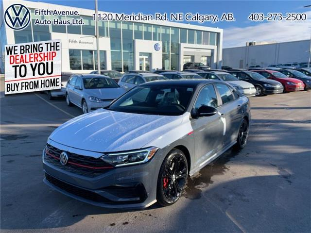 2021 Volkswagen Jetta GLI Base (Stk: 21113) in Calgary - Image 1 of 31