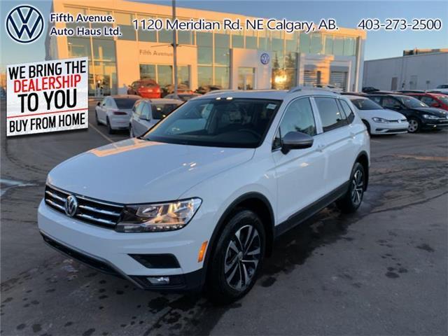 2021 Volkswagen Tiguan United (Stk: 21115) in Calgary - Image 1 of 29