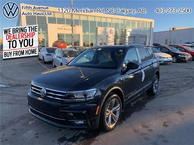 2021 Volkswagen Tiguan Highline (Stk: 21114) in Calgary - Image 1 of 31