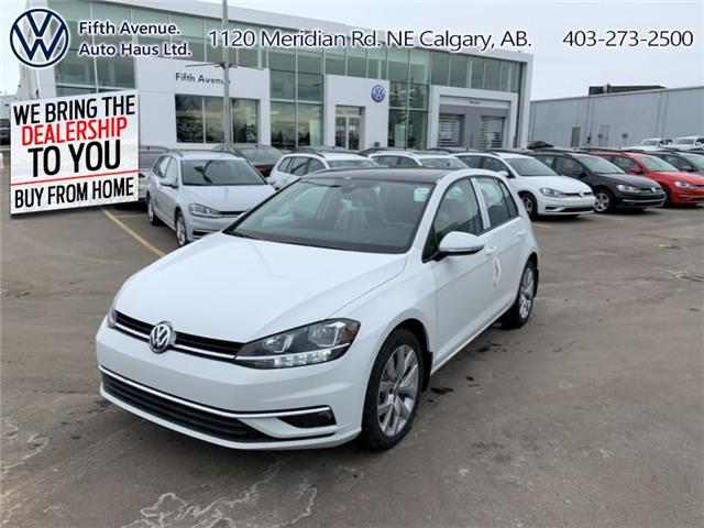 2021 Volkswagen Golf Highline (Stk: 21123) in Calgary - Image 1 of 25