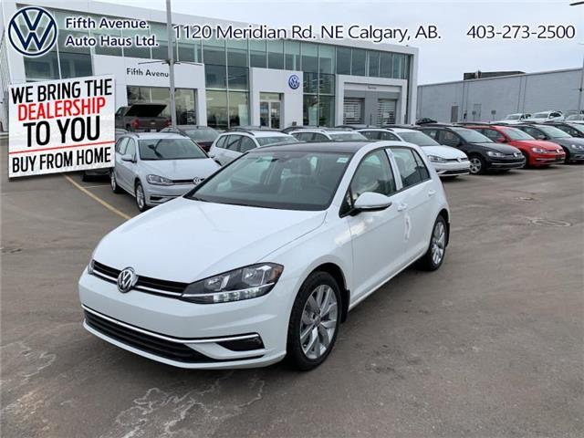 2021 Volkswagen Golf Highline (Stk: 21120) in Calgary - Image 1 of 25