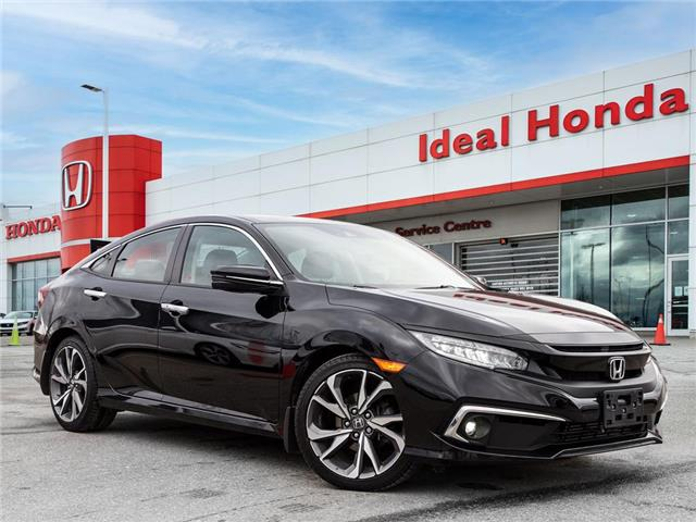 2019 Honda Civic Touring (Stk: I200175A) in Mississauga - Image 1 of 29