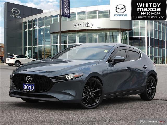 2019 Mazda Mazda3 Sport GT (Stk: 210308A) in Whitby - Image 1 of 27