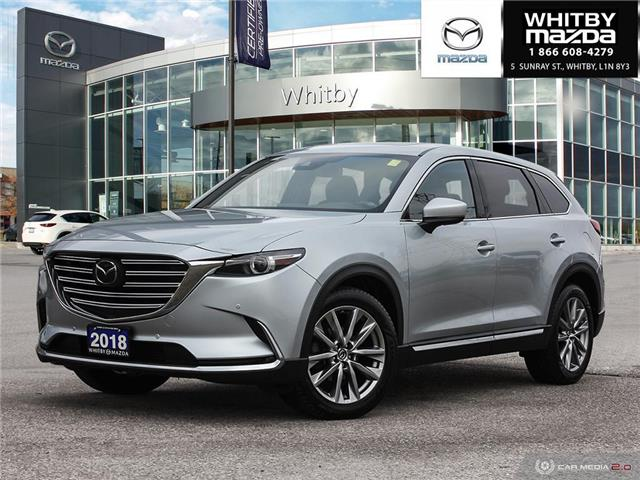 2018 Mazda CX-9 GT (Stk: P17474A) in Whitby - Image 1 of 27
