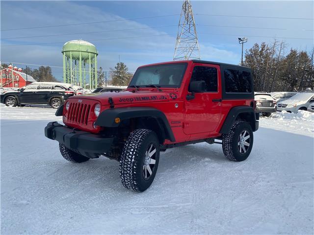 2015 Jeep Wrangler Sport (Stk: 6309) in Stittsville - Image 1 of 11