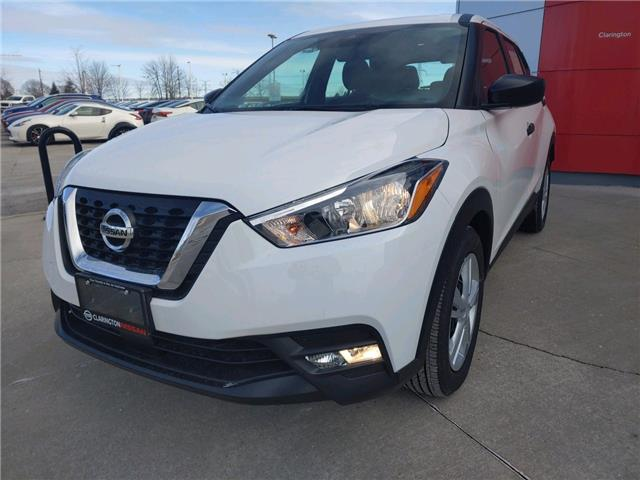 2020 Nissan Kicks S (Stk: LL574182) in Bowmanville - Image 1 of 18