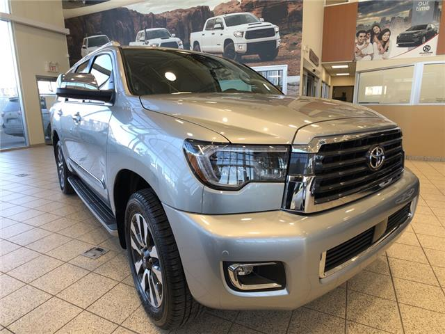 2021 Toyota Sequoia Limited (Stk: 210219) in Calgary - Image 1 of 20