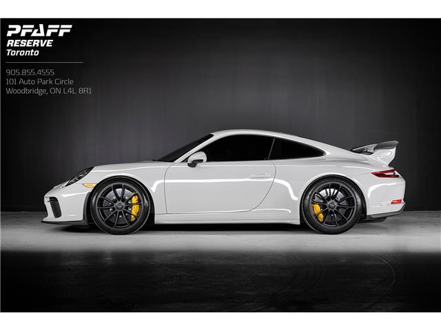 2018 Porsche 911 GT3 (Stk: ES0007) in Woodbridge - Image 1 of 19