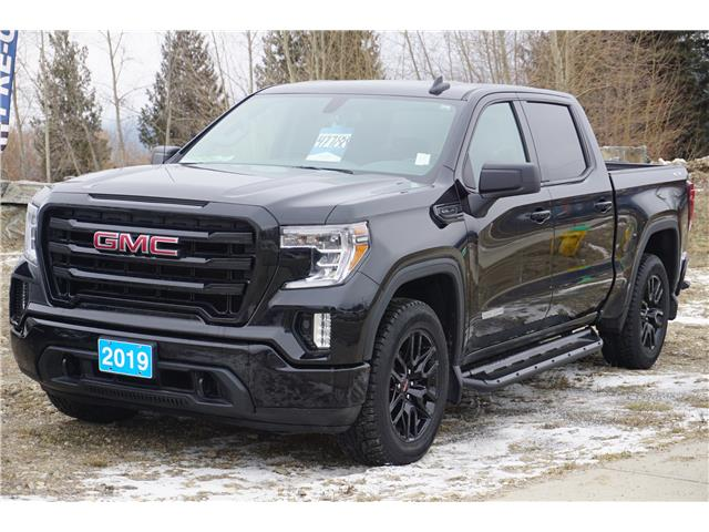 2019 GMC Sierra 1500 Elevation (Stk: 21-125A) in Salmon Arm - Image 1 of 1