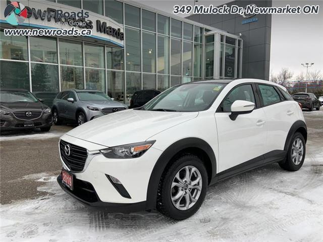 2019 Mazda CX-3 GS (Stk: 14617) in Newmarket - Image 1 of 30