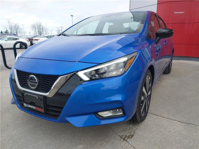 2021 Nissan Versa SR (Stk: ML844242) in Bowmanville - Image 1 of 18