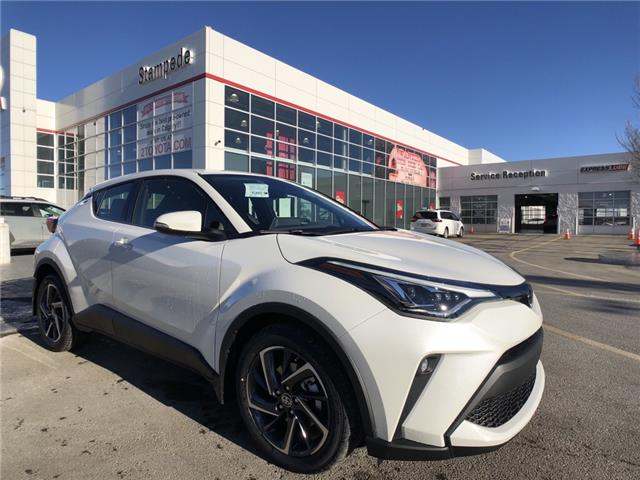 2021 Toyota C-HR Limited (Stk: 210191) in Calgary - Image 1 of 12