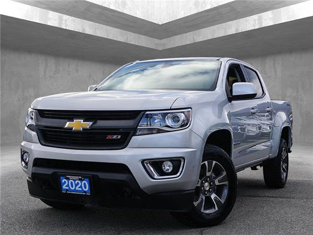 2020 Chevrolet Colorado Z71 (Stk: 9645A) in Penticton - Image 1 of 18