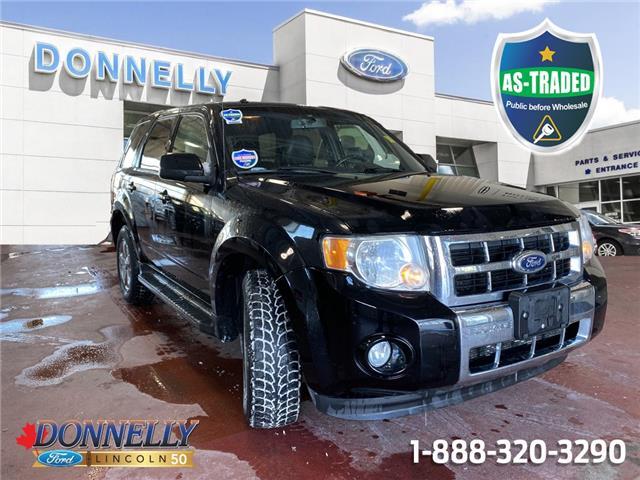 2010 Ford Escape Limited 1FMCU9EG2AKC56556 PBWDS306B in Ottawa