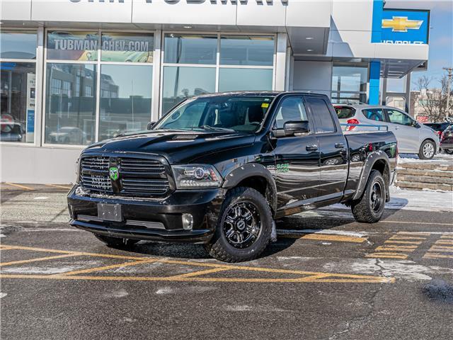 2015 RAM 1500 Sport (Stk: R10134A) in Ottawa - Image 1 of 15