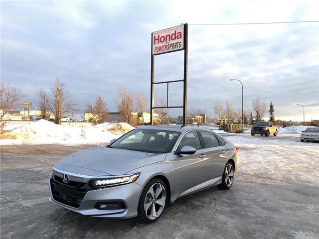 2020 Honda Accord Touring 1.5T (Stk: 20-010) in Grande Prairie - Image 1 of 28