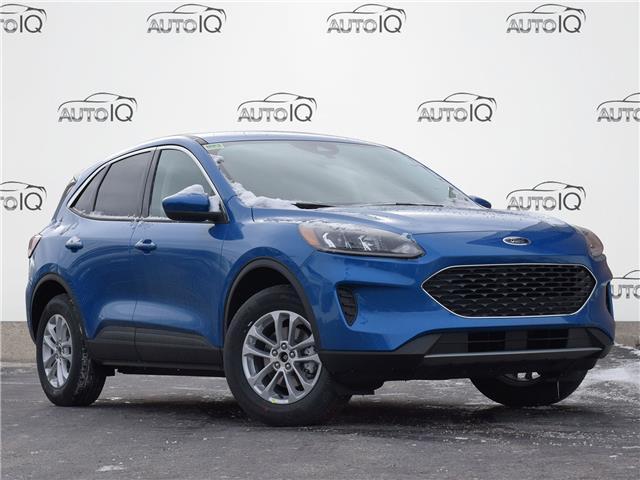 2021 Ford Escape SE Blue