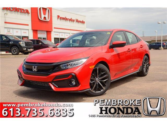 2020 Honda Civic Sport Touring (Stk: 20050) in Pembroke - Image 1 of 30