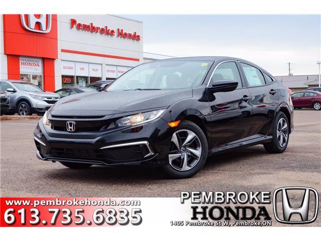 2021 Honda Civic LX (Stk: 21025) in Pembroke - Image 1 of 30