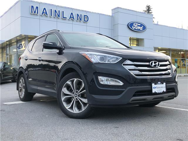 2014 Hyundai Santa Fe Sport 2.0T Limited (Stk: P1550) in Vancouver - Image 1 of 27