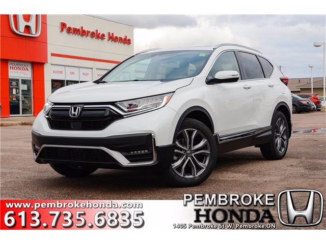 2021 Honda CR-V Touring (Stk: 21023) in Pembroke - Image 1 of 30
