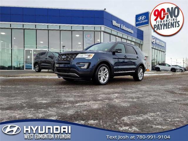2016 Ford Explorer XLT (Stk: 11129A) in Edmonton - Image 1 of 16
