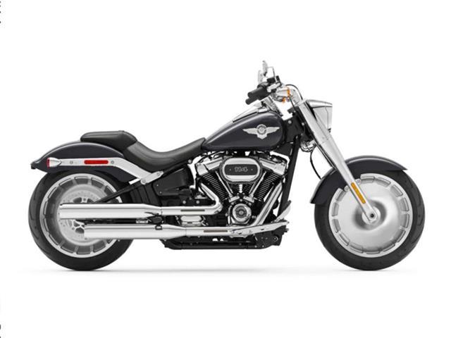 New 2021 Harley-Davidson FLFBS - Fat Boy™ 114   - Yorkton - Harley Davidson of Yorkton