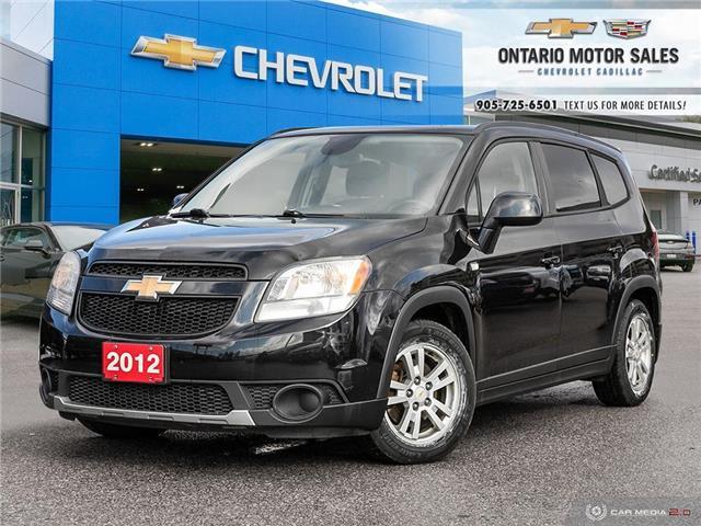 2012 Chevrolet Orlando 1LT (Stk: 258601BA) in Oshawa - Image 1 of 36