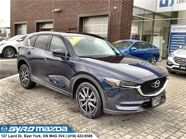 2018 Mazda CX-5 GT (Stk: 30493A) in East York - Image 1 of 30