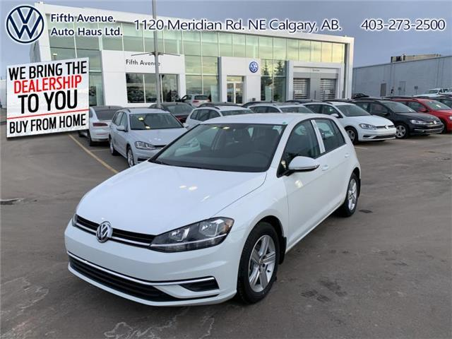 2021 Volkswagen Golf Comfortline (Stk: 21119) in Calgary - Image 1 of 24