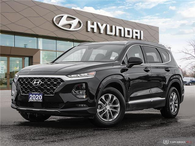 2020 Hyundai Santa Fe Essential 2.4  w/Safety Package (Stk: 97483) in London - Image 1 of 27