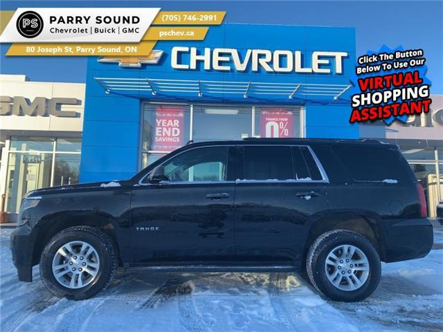 2019 Chevrolet Tahoe LS (Stk: PS21-003) in Parry Sound - Image 1 of 21