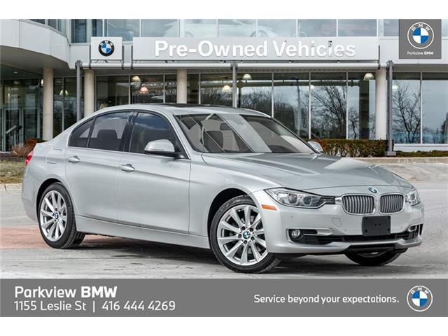 2014 Bmw 328i Xdrive At 18545 For Sale In Kitchener Grand River Bmw