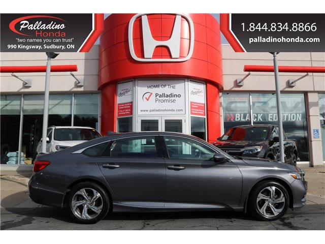 2018 Honda Accord EX-L (Stk: U19927) in Sudbury - Image 1 of 38