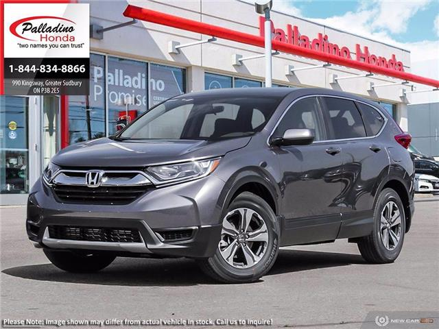 2018 Honda CR-V LX (Stk: U20375) in Sudbury - Image 1 of 30