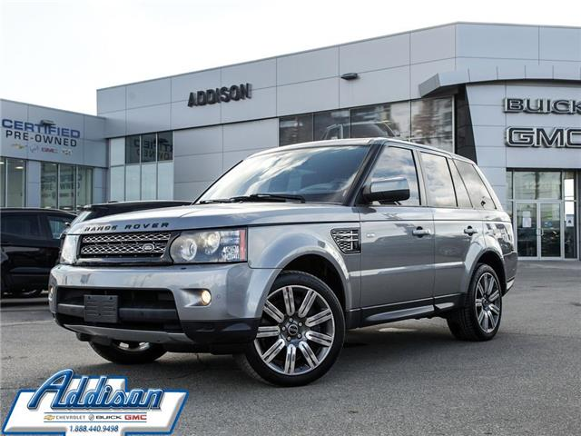 2012 Land Rover Range Rover Sport Supercharged (Stk: U723869) in Mississauga - Image 1 of 27