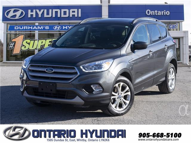 2018 Ford Escape SEL (Stk: 77189K) in Whitby - Image 1 of 18