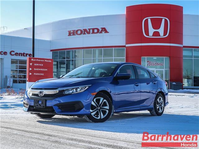 2018 Honda Civic LX (Stk: B0810) in Ottawa - Image 1 of 26