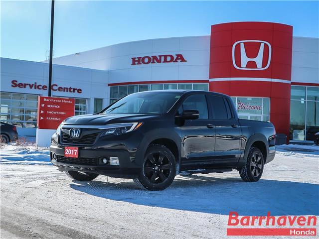 2017 Honda Ridgeline Black Edition (Stk: B0816) in Ottawa - Image 1 of 29