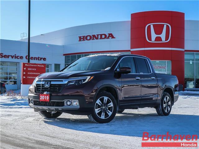 2019 Honda Ridgeline Touring (Stk: B0817) in Ottawa - Image 1 of 29