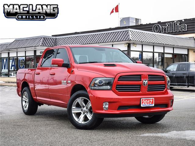 2017 RAM 1500 Sport (Stk: 13750A) in Orillia - Image 1 of 30