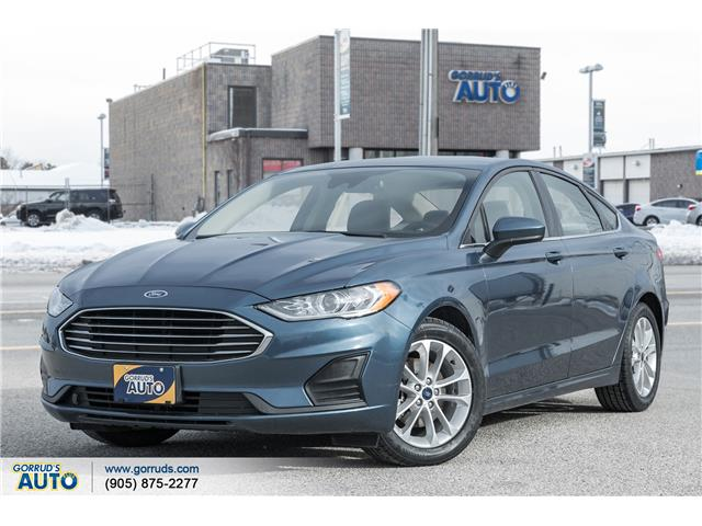 2019 Ford Fusion SE (Stk: 211996) in Milton - Image 1 of 19