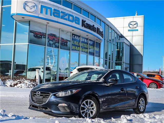 2015 Mazda Mazda3 GS (Stk: 11458A) in Ottawa - Image 1 of 28