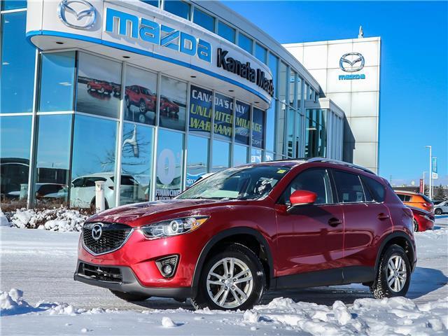 2014 Mazda CX-5 GS (Stk: 11864B) in Ottawa - Image 1 of 28