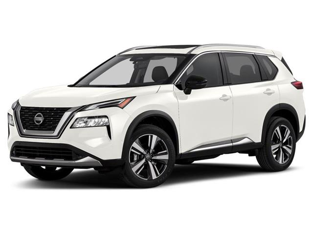 2021 Nissan Rogue SV (Stk: N1596) in Thornhill - Image 1 of 3